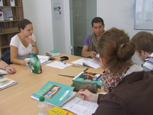 German course with Visa in Regensburg