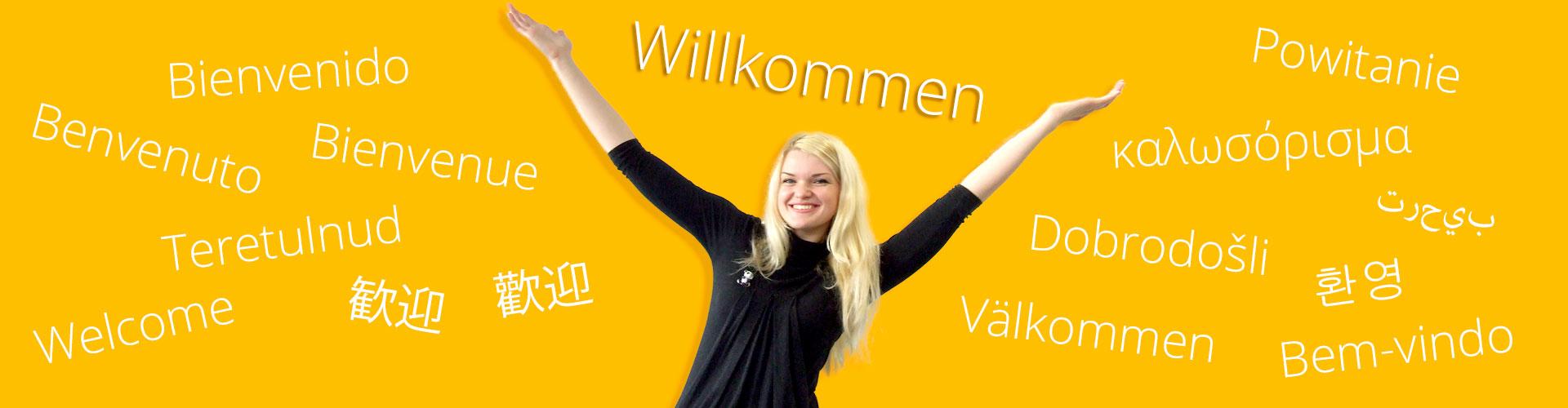 Deutsch und Fremdsprachen lernen - Sprachkurse in Regensburg