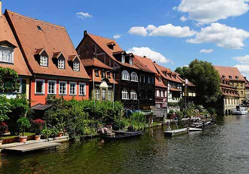 Deutsch und Fremdsprachen lernen in Bamberg