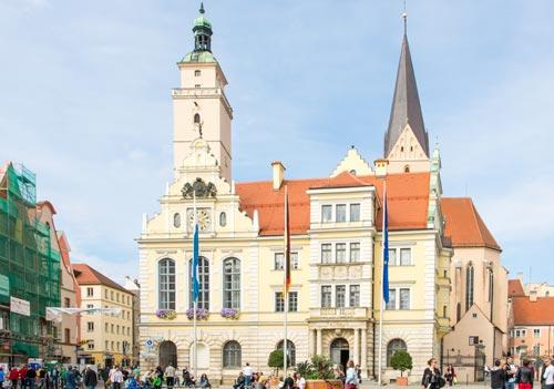 Deutsch und Fremdsprachen lernen in Ingglstadt