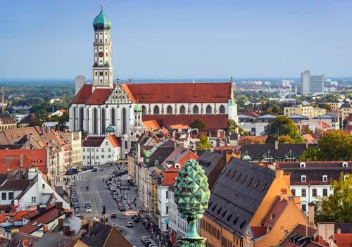 Deutsch und Fremdsprachen lernen in Augsburg